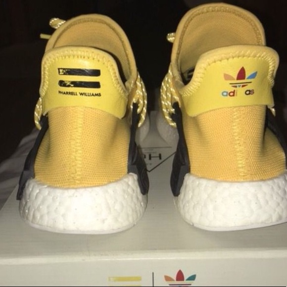 info for 57098 07922 Human Race Yellow
